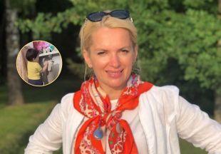 У него грудной голос: Мария Порошина удивила рассказом о любимом певце 2-летнего сына