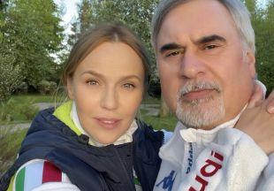 А могла быть Венера: Джанабаева и Меладзе рассказали, как выбрали имя для новорожденной дочки