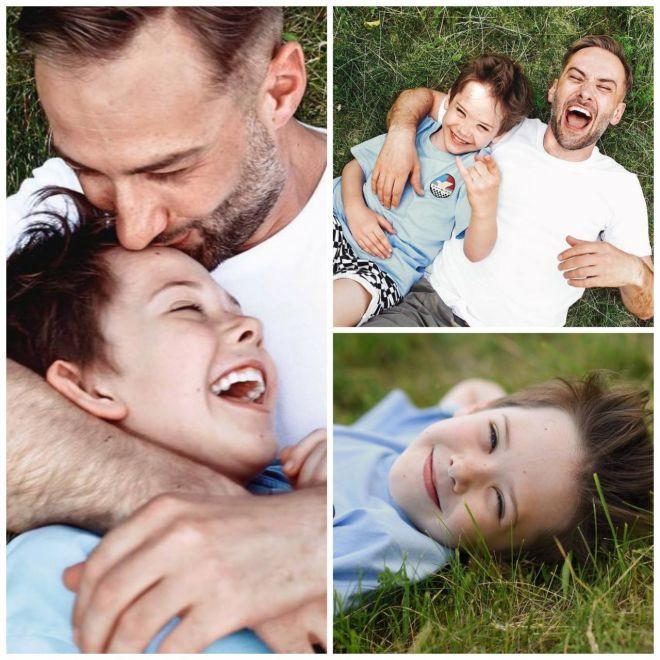 Дмитрий Шепелев впервые показал, как сейчас выглядит 8-летний сын от Жанны  Фриске